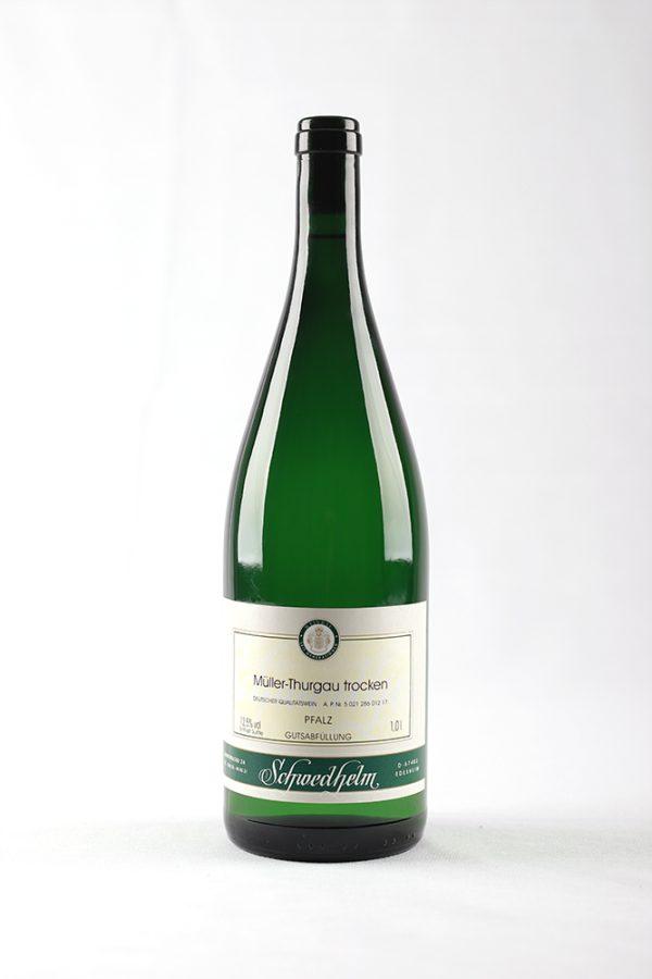 Müller-Thurgau trocken 1,0 l